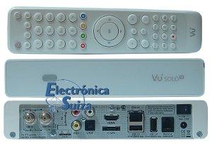 Vu+ Solo SE White + Cable HDMI Gratis