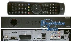 VU+ Solo + Cable HDMI Gratis