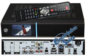 GigaBlue HD Quad Plus 2x DVB-S2 HDTV Linux Twin Sat Receiver