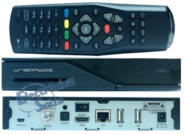 DreamBox DM520 S2