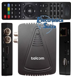 Talcom HD500 WIFI + Cable HDMI Gratis