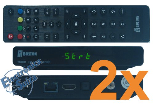 Pack 2x TBOSTON TS-2001 Wifi