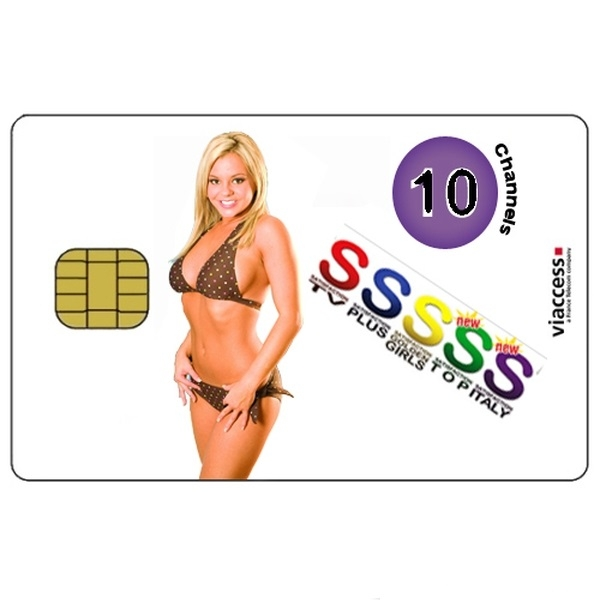 Satisfaction TV -Viaccess Card