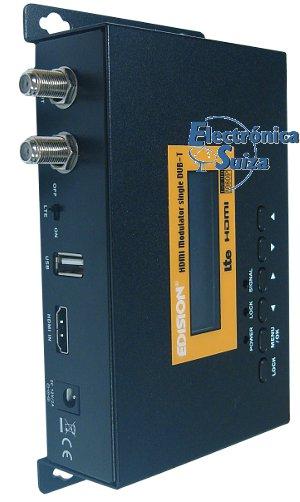 Modulador HD DVB-T COFDM