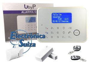 Kit UbyP Alarma G-6
