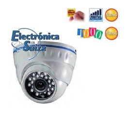 Camara Domo CMOS 138SL20 1000 Lineas