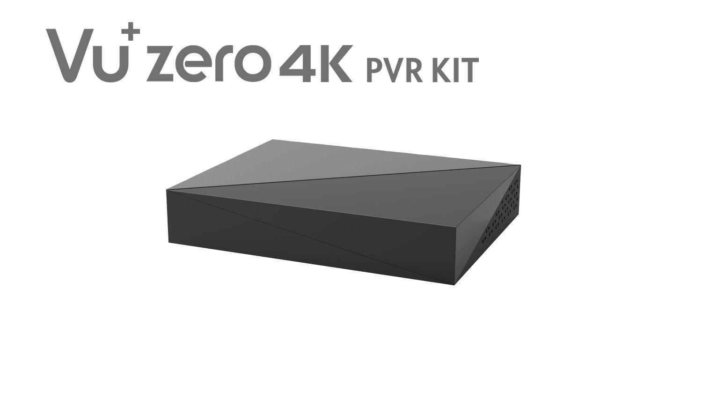 VU+Zero 4K PVR Kit (sin DiscoDuro)