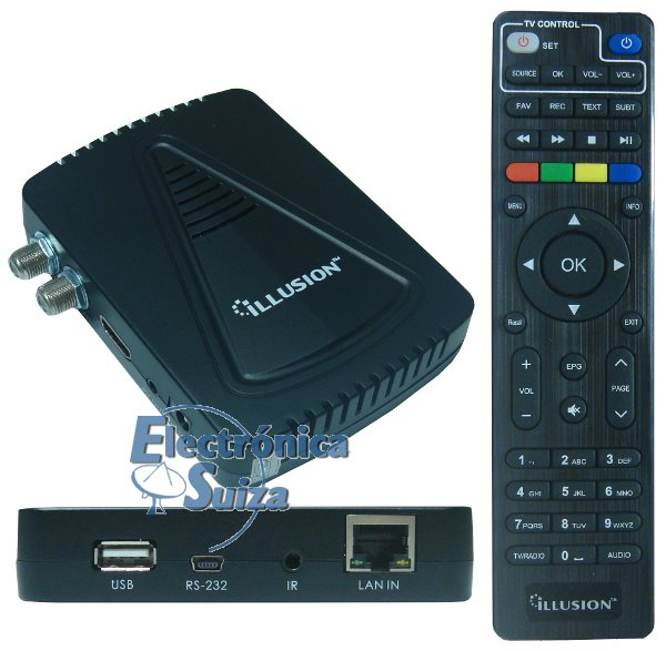 Ilusion SA600 Wifi + Cable HDMI Gratis