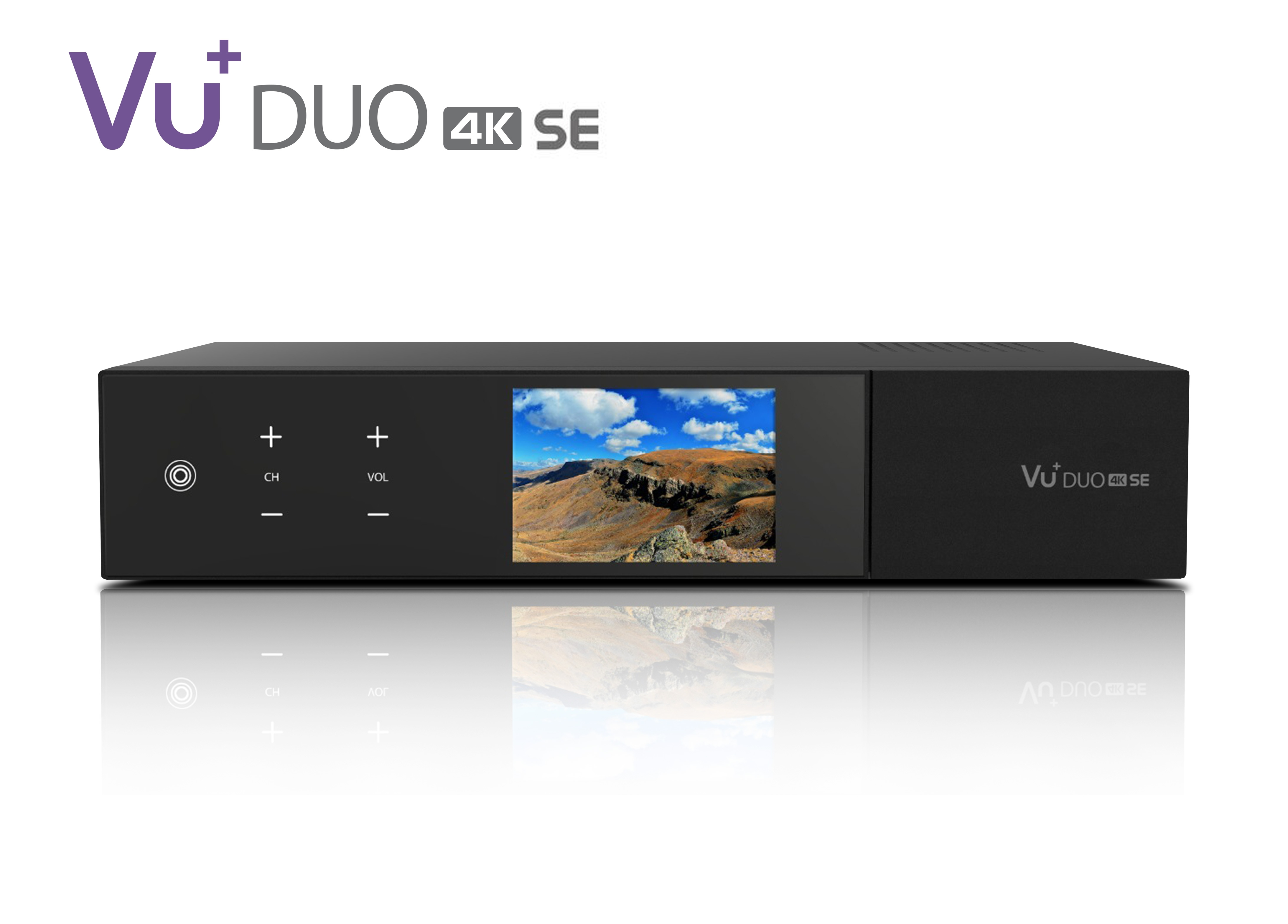 VU+ Duo4K 1xDVB-S2X FBCTwinTuner 1xDVB-T2 DualTuner PVRready Linux UHD