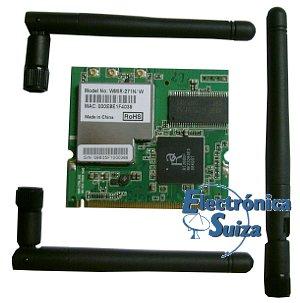 Módulo WIFI para Qbox HD