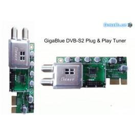 GigaBlue DVBS2 Tuner