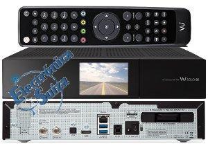 VU+ Solo 4K Twin DVB-S2 Linux UHD