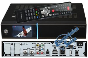 GigaBlue HD Quad Plus 2x DVB-S2 HDTV Linux Twin Sat Receiver