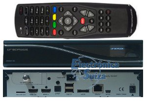 Dreambox DM 820 HD 1xDVB-S2 Dual Tuner