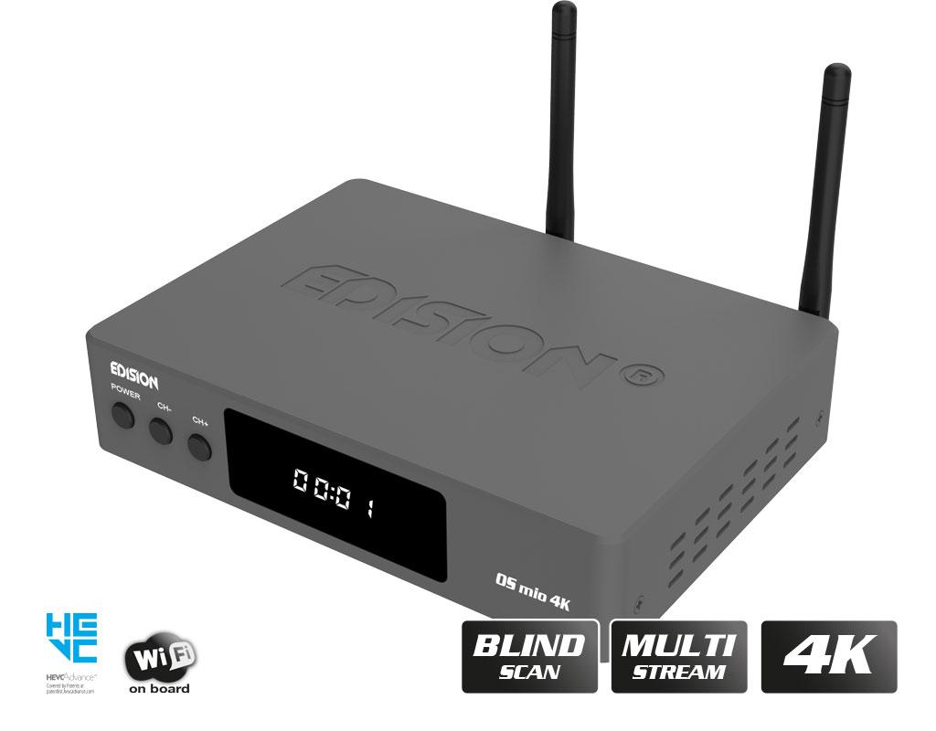 Edision OS Mini 1xDVB-S2 FullHD