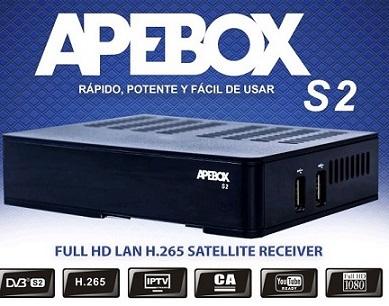 Apebox S2 WiFi