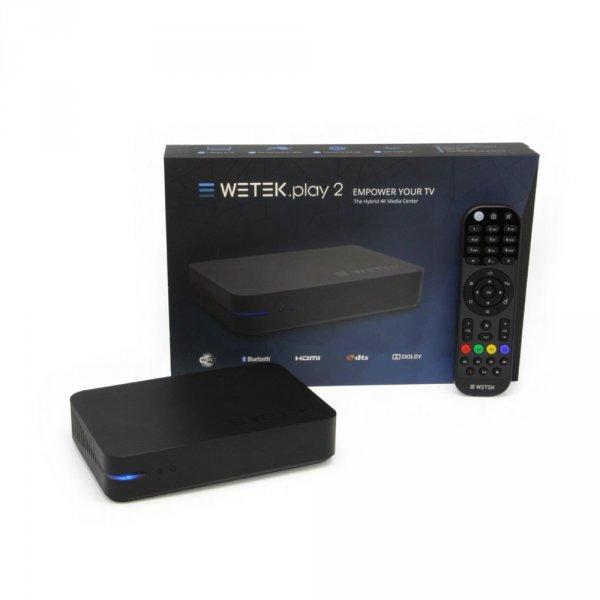 WETEK PLAY 2 4k DVB-S2 Tuner