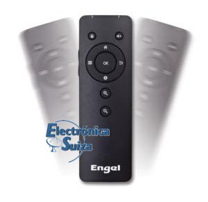Mando Engel Motion RC1