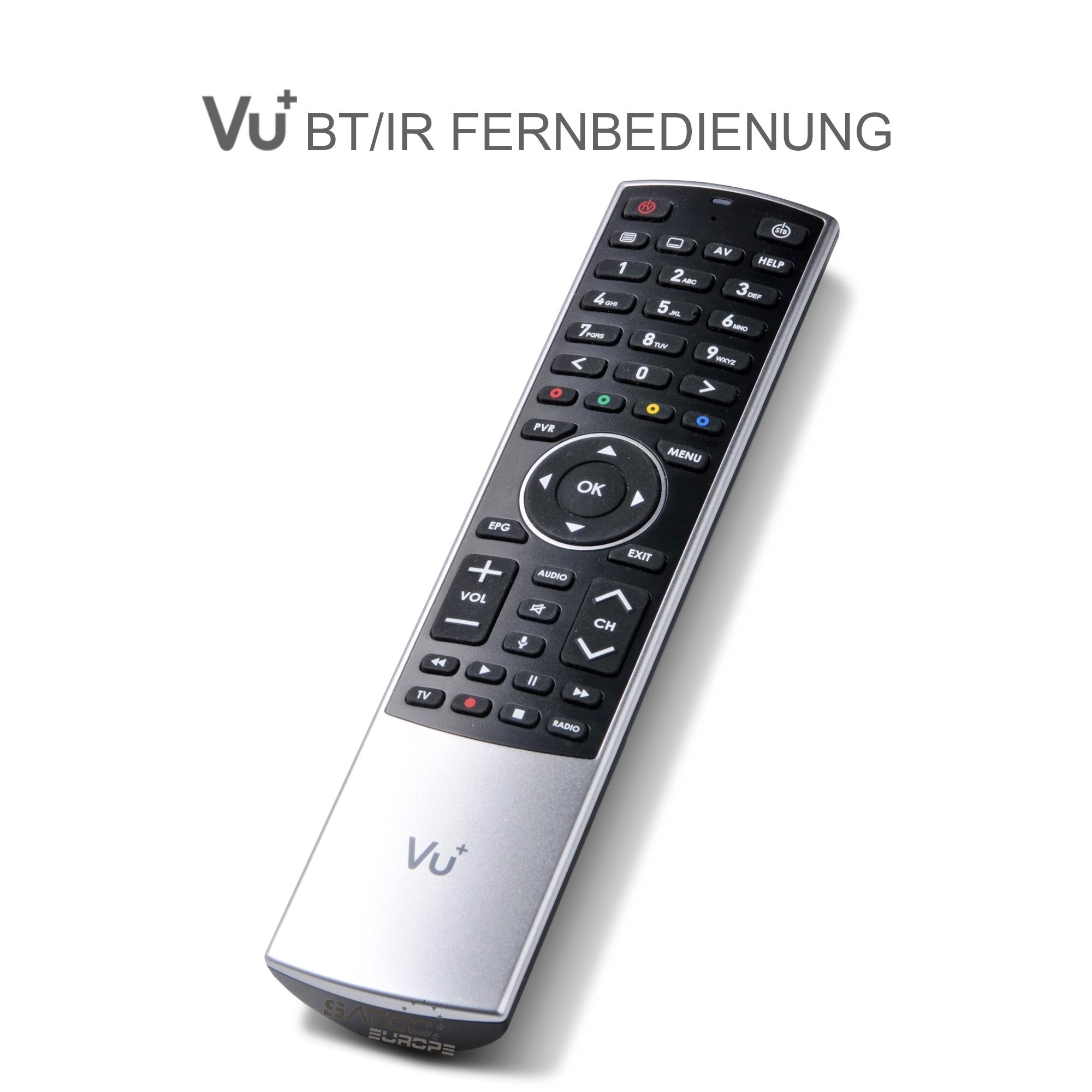 Mando original VU+ BT/IR