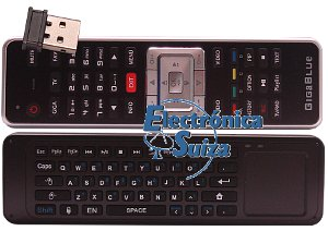 Gigablue USB Universal Remotecontrol with Keyboard