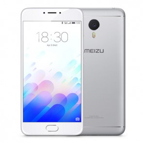 Meizu m3 note 3GB RAM/32GB (silver/white)