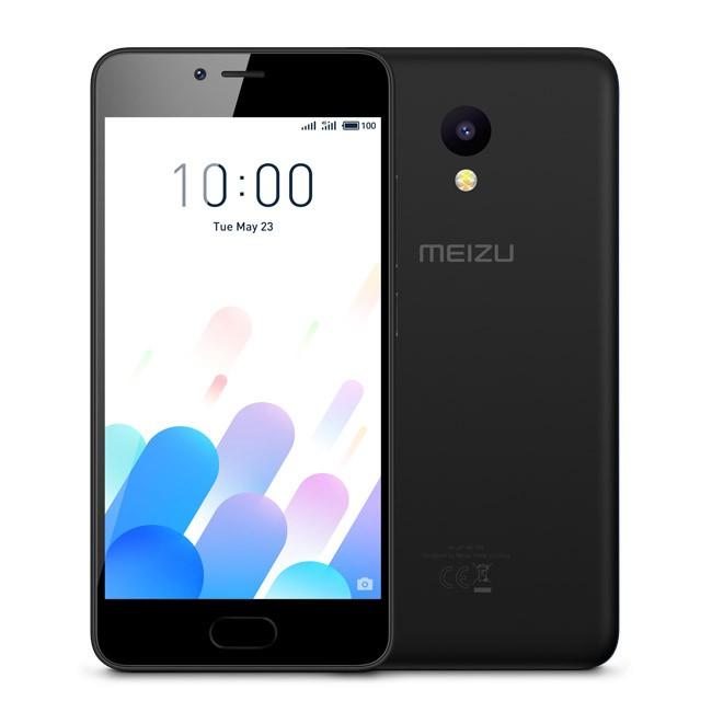 Meizu M5c 2GB RAM/16GB (negro)