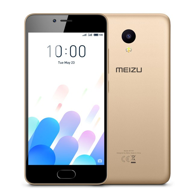 Meizu M5c 2GB RAM/16GB (dorado)