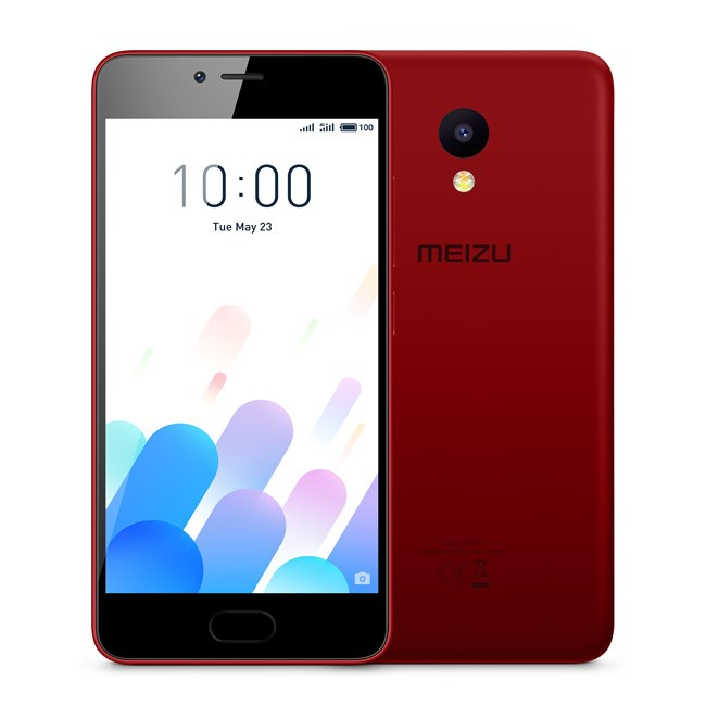 Meizu M5c 2GB RAM/16GB (rojo)