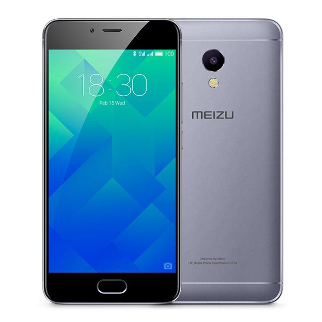 Meizu M5s 3GB RAM/16GB (gris)