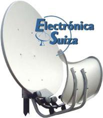 MultiBeam Toroidal 90cm Wavefront ORIGINAL-Antena Parabolica