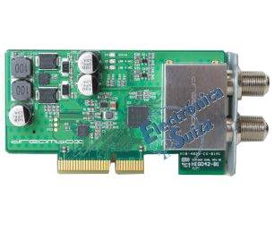 Tuner Dual DVB-S2 Dreambox