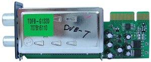DVB -T tuner pour AB IPBox 350 Prime et 900HD