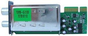 DVB -C tuner para AB IPBox 350 Prime y 900HD