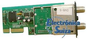 DVB-S tuner para AB IPBox 350 Prime y 900HD