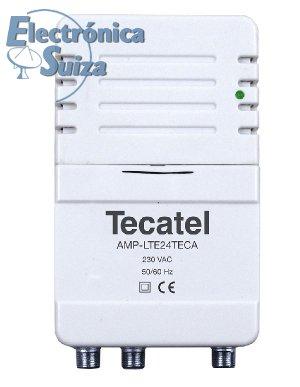Amplificador de interior 24 dB toda la banda LTE