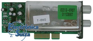 Tuner DVB-T para ABCom IPBox 9000 HD
