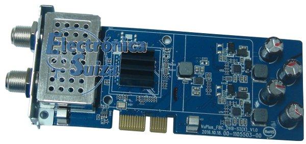 VU+ DVB-S2 FBC TWIN TUNER UNO 4K / ULTIMO 4K