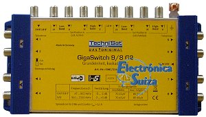 Technisat GigaSwitch 9/8 G2