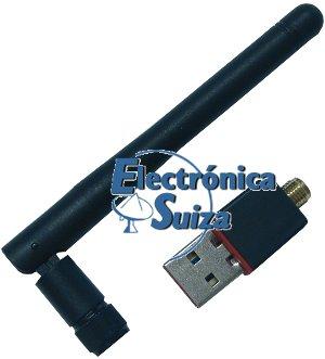 Adaptador Wireless Talcom HD500