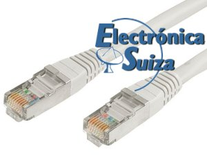 Cable Ethernet 2 m. Cat.6