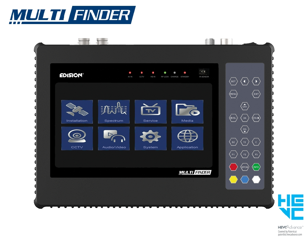 Medidor MULTI-FINDER