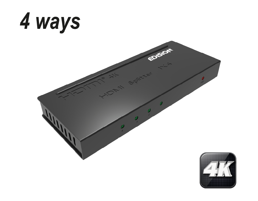 ACTVH217 - Splitter HDMI 1.4b