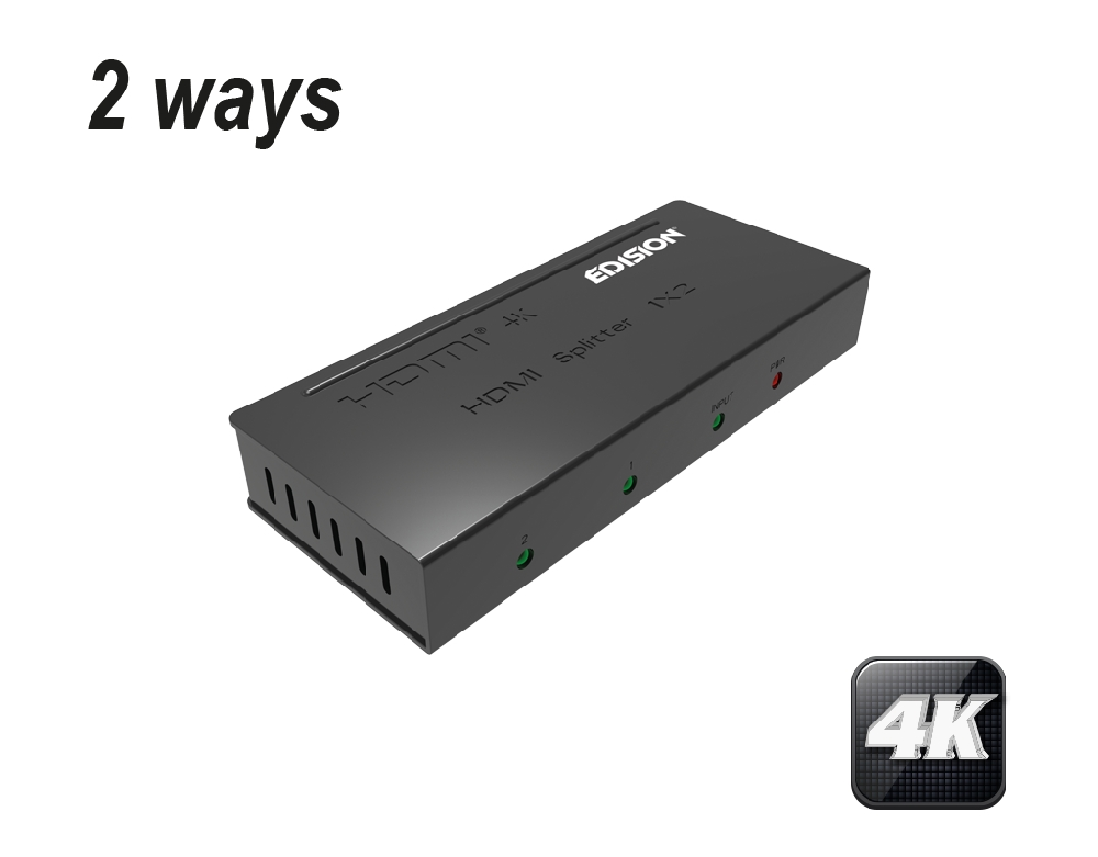 ACTVH225 - Splitter HDMI 1.3b
