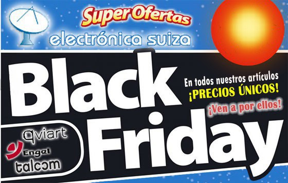 BLACK FRIDAY-CyberMonday
