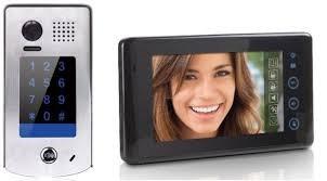 Farfisa Videoportero 1SEK Color 2 hilos KEYBOARD