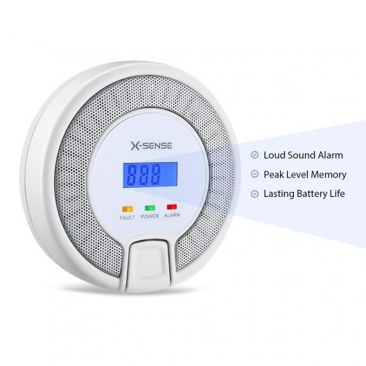 Detector para Monóxido de carbono