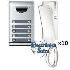 Kit tegui A10 placa y teléfono S7